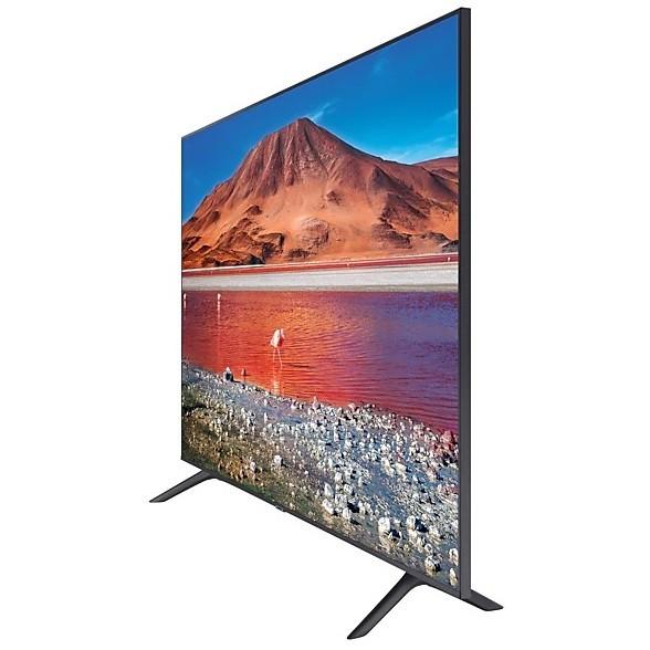 """Samsung UE65TU7170UXZT Tv LED 65"""" 4K Ultra HD Smart Tv Wifi classe A+ colore carbone"""